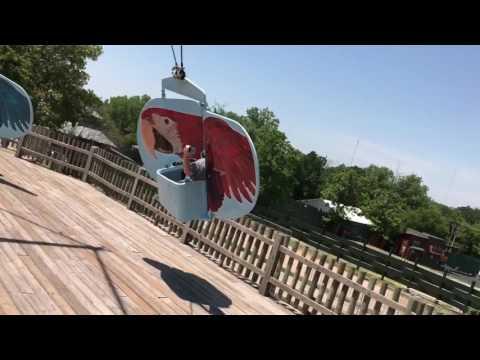 Frontier City Theme Park 6/11/17