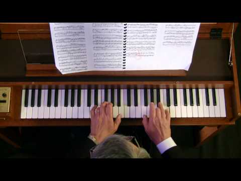 15. Chromatic Fantasy and Fugue BWV 903 by J.S.Bach