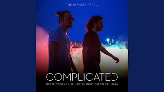 Complicated (Diego Miranda & Wolfpack Remix)