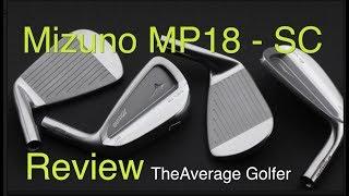 Mizuno Mp18- SC Iron review - The Average Golfer