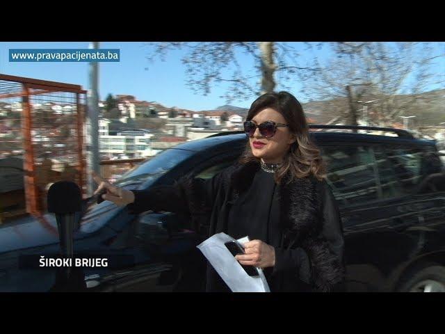 Anketa u Širokom Brijegu - Znate li kako se zove ministar zdravstva Županije Zapadnohercegovačke?