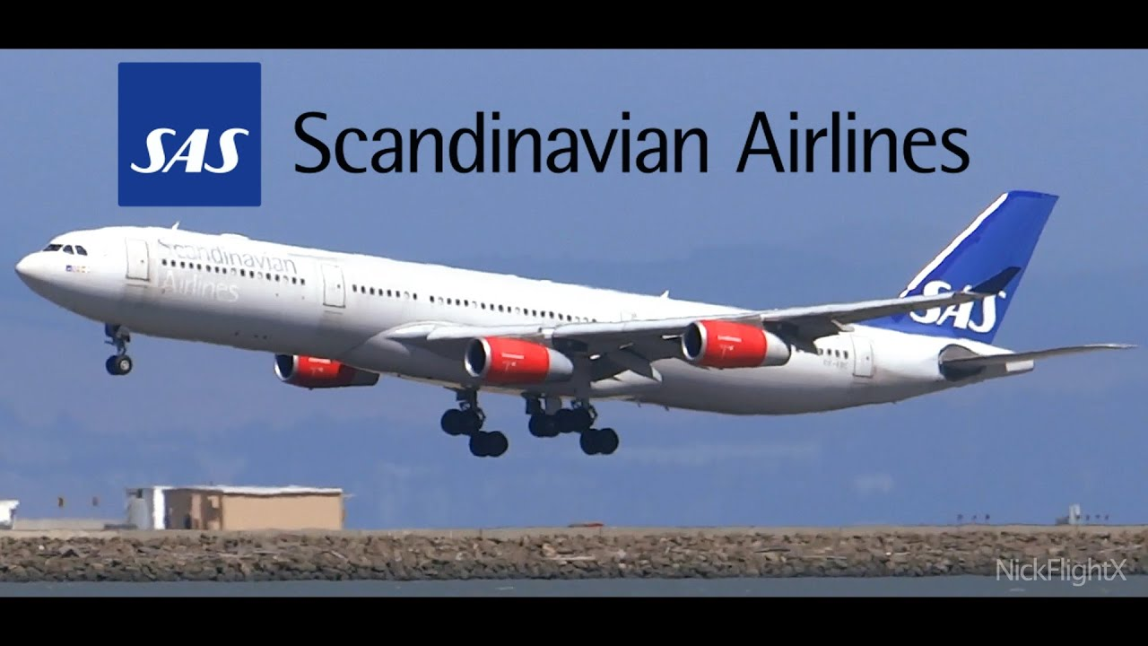 Scandinavian Airlines-SAS   World Airline News