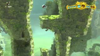 Rayman Legends Walkthrough: Toad Story - Castle in the Clouds