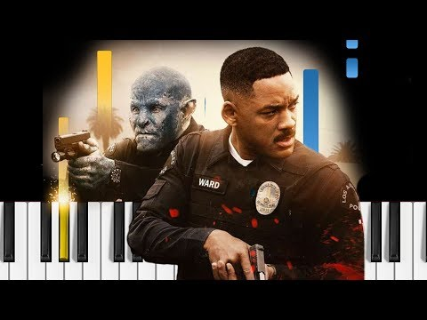 Ty Dolla $ign & Future - Darkside feat. Kiiara - EASY Piano Tutorial (Bright: The Album)