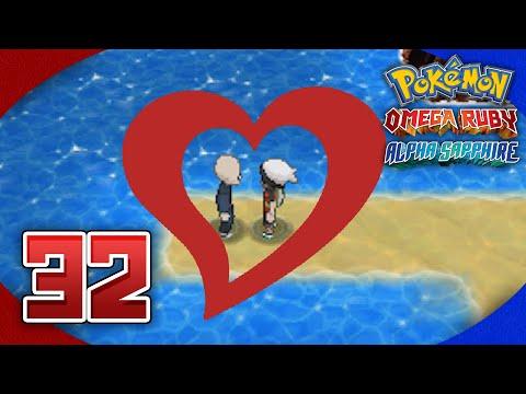 Pokémon Omega Ruby and Alpha Sapphire Walkthrough (After Game) - Part 32: Slowbronite & High Tide