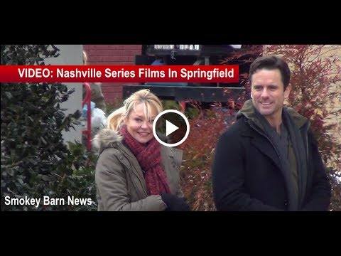 Nashville TV Series Filming In Springfield Tennessee