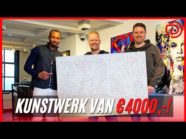 Kunstwerk Van €4000,- Een Goede Investering ?