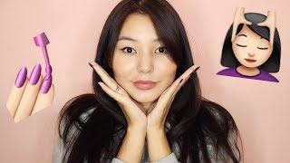 видео Неделя красоты: план ухода за собой