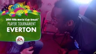 EA SPORTS 2014 FIFA World Cup - Everton - Player Tournament