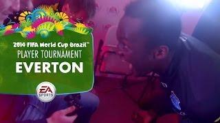 EA SPORTS 2014 FIFA World Cup - Everton - Player Tournament