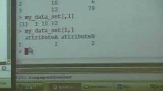 Statistical Aspects of Data Mining (Stats 202) Day 3
