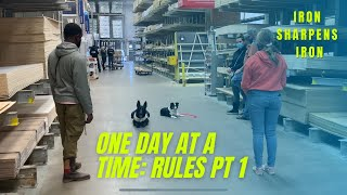 One Day at a Time Ep 4: Rules