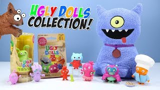 Ugly Dolls Toys 2019 Movie Unboxing Collection Hasbro