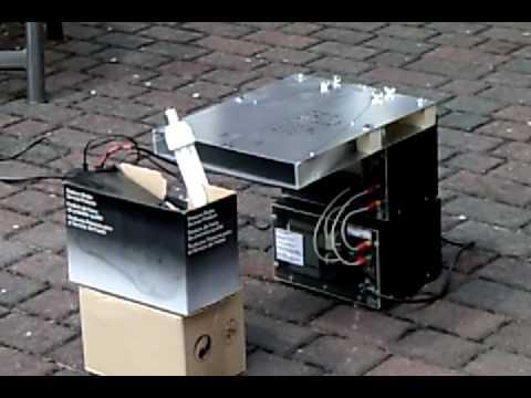 Mikrowellen kanone bauanleitung