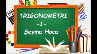Anlama garantisi ile trigonometriye giriş birim çember 🙋 2020