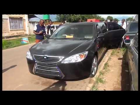 Un jeune congolais de 28 ans crée une limousine