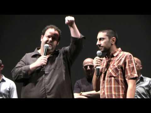 il regista Thom Fitzgerald  - 28 giugno 2012  26° FESTIVAL MIX MILANO 2012 -   Premiazioni -