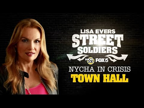 NYCHA in Crisis Town Hall with Ja Rule [STREET SOLDIERS]