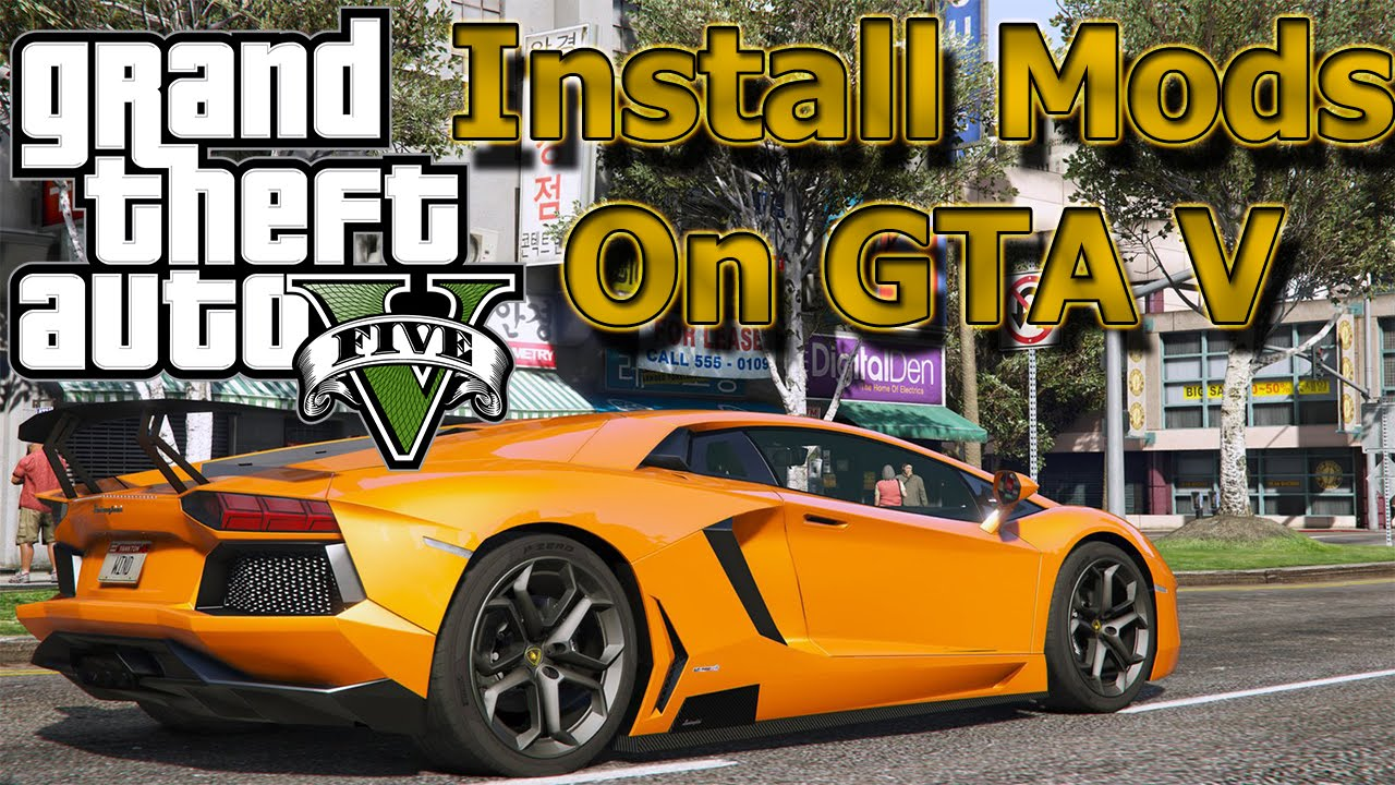 how to get gta 5 mods on pc