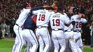1999 NLCS Gm6: Braves advance on walk-off walk