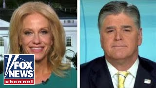 Kellyanne Conway: Let's have a James Comey memo tour