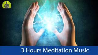 'Pure Clean Positive Vibration' Meditation Music for Positive Energy, Relax Mind Body, Healing