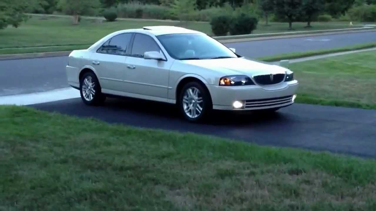 5 Inch Exhaust Pipe >> Lincoln LS Borla exhaust - YouTube