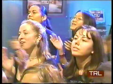 BSB On TRL Promoting Chapter One