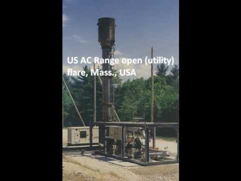 ORGANICS GAS FLARES