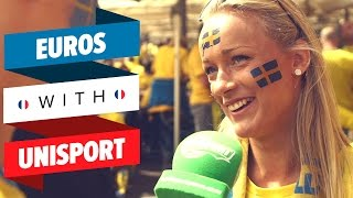 Joltter experiences ITALY vs SWEDEN with fans - EURO 2016 with Unisport #10