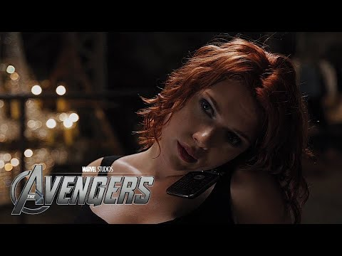 The Avengers Interrogation Black Widow Hd