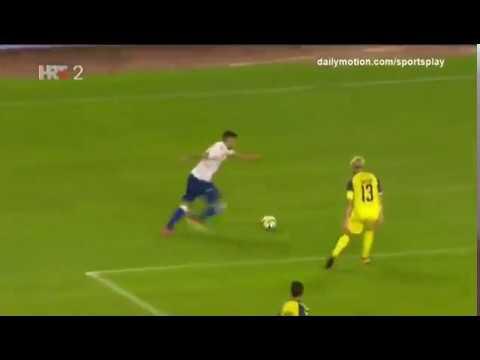 Ante Erceg Goal HD   Hajduk Split 1   0 Brondby  03 08 2017 Full Replay