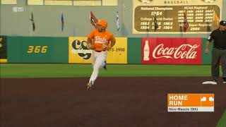 Tennessee Baseball Highlights vs. Mizzou Game 2 (5.18.18)