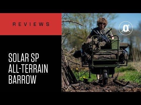 CARPologyTV - Solar SP All-Terrain Barrow Review
