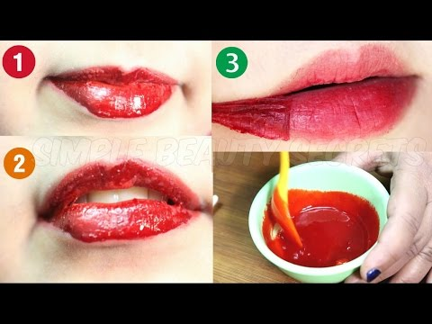 Peel Off Lip: Get Soft Pink Lips Naturally At Home By Simple Beauty Secrets