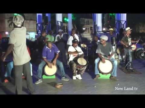 New Land tv PRESENTE La fête de la musique 2015 en Guadeloupe avec Sé Nou Menm kila produit par Romy