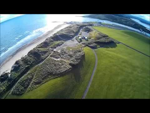 Kite Aerial Photography / Videography Test