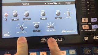 Passive EQ | Presonus StudioLive 24 Series III