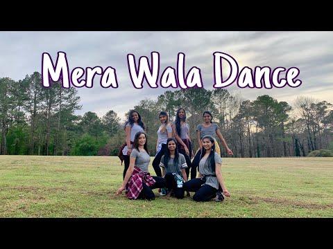 Mera Wala Dance   Dance Cover   Mastani Dance Group