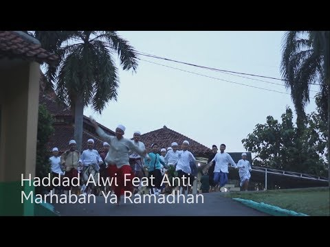 Cover Video Clip ( Haddad Alwi Feat Anti - Marhaban Ya Ramadhan ) Fikom Univ Pancasila