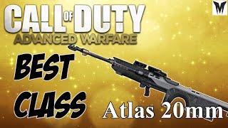 AW - Best Atlas 20mm Classe (Mieux Créer Une Classe de configurer le mode Multijoueur)