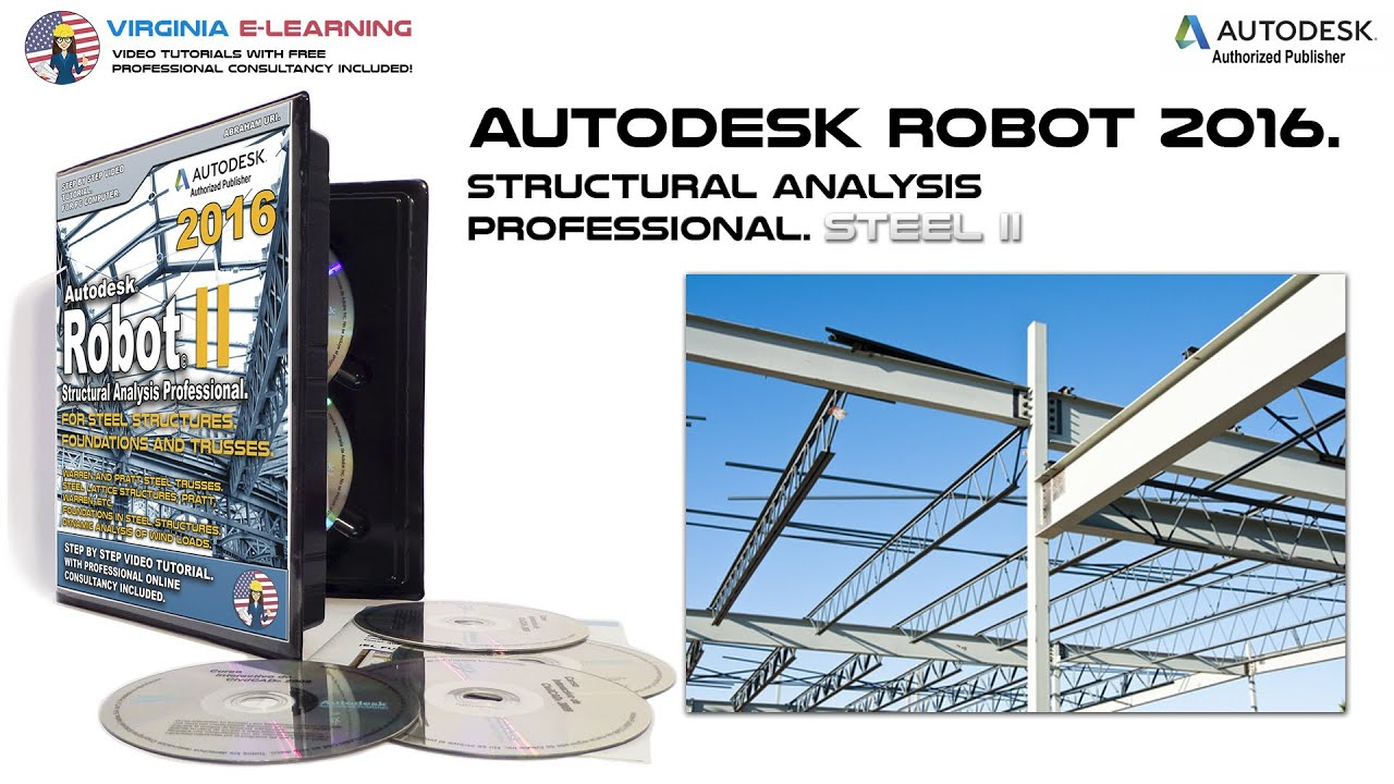 robot structural analysis tutorial pdf