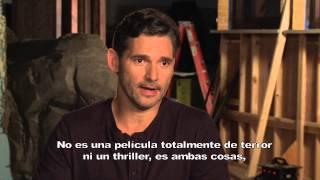 LÍBRANOS DEL MAL. Ya en Cines. Entrevista Eric Bana. Sony Pictures España