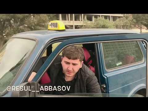 Taksi Şoferi Resul || Vine Azerbaijan