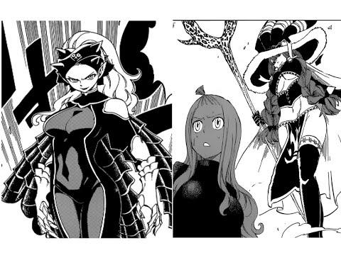 Fairy Tail Manga Ch. 492 Review I Saw a Sword's Panties