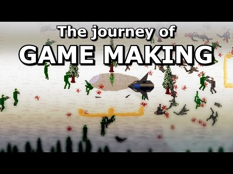 The Game Making Journey 2
