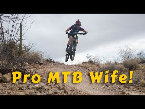 How to Turn Your Wife into a Mountain Biker