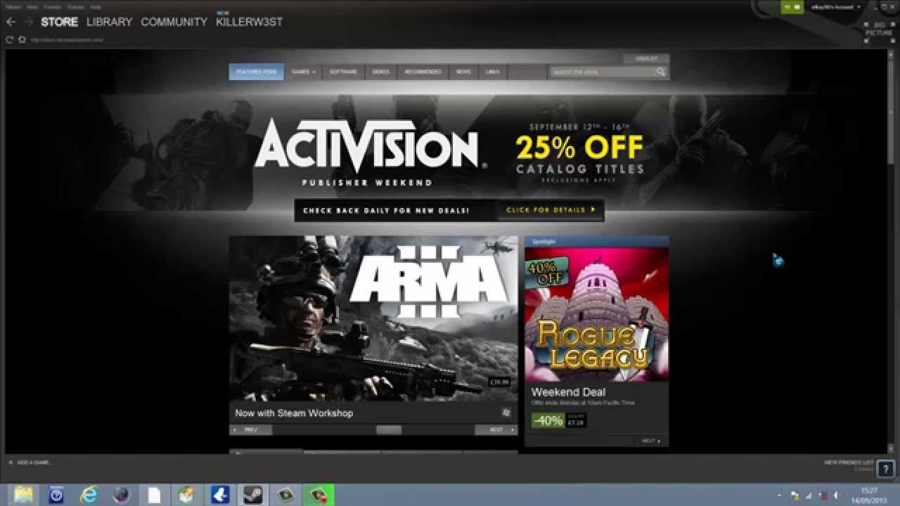 free games on steam for limited time
