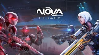 N.o.v.a наследия 1 прохождения миссии