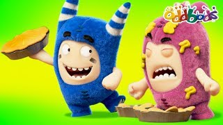 Download Video Pie Day | NEW Oddbods Episodes | Funny Cartoons For Children MP3 3GP MP4